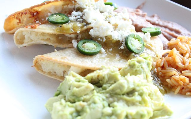 Mexican Potato Tacos (Tacos de Papa)