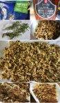 Maple Glazed Nuts Ingredients