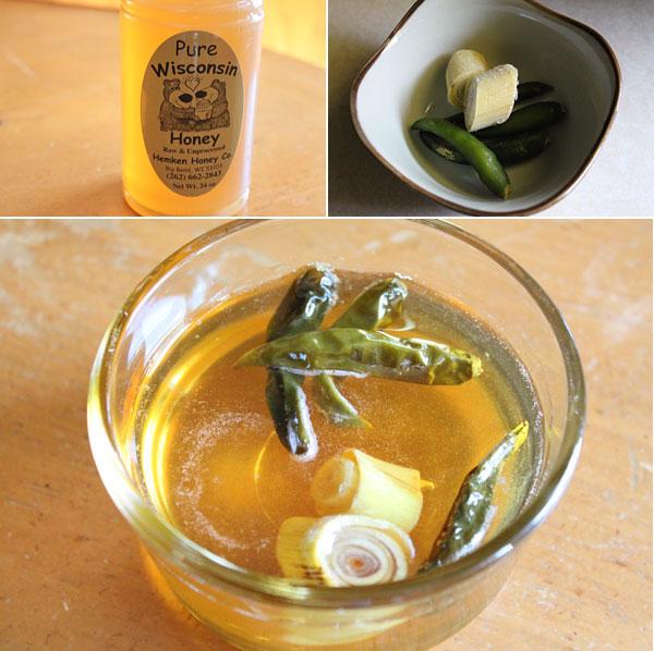 Thai Style Honey Recipe
