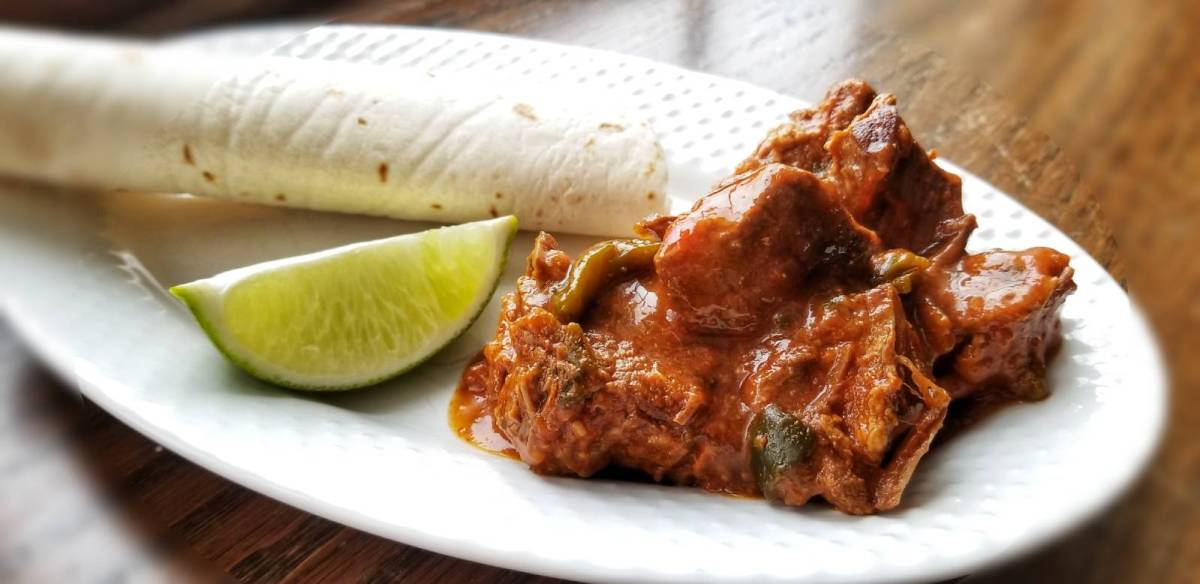 Carne Guisada Tacos Recipe