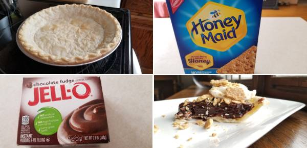 Pudding Pie Ingredients