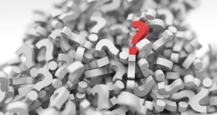 questions sur l'organisation d'un mariage