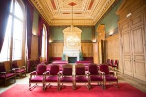 salle des mariages - mariage civil