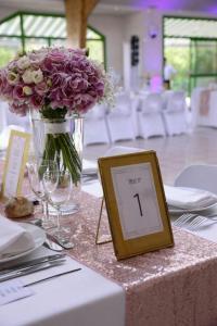 Décoration florale mariage romantique