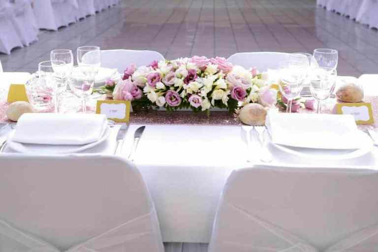 Décoration florale mariage féerique romantique