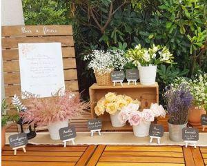 Bouquets de fleurs à composer @lesjolisdetails_eventdesign