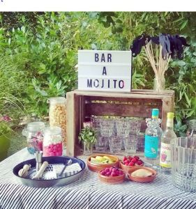bar à mojitos @isa_ou_ladolcevita