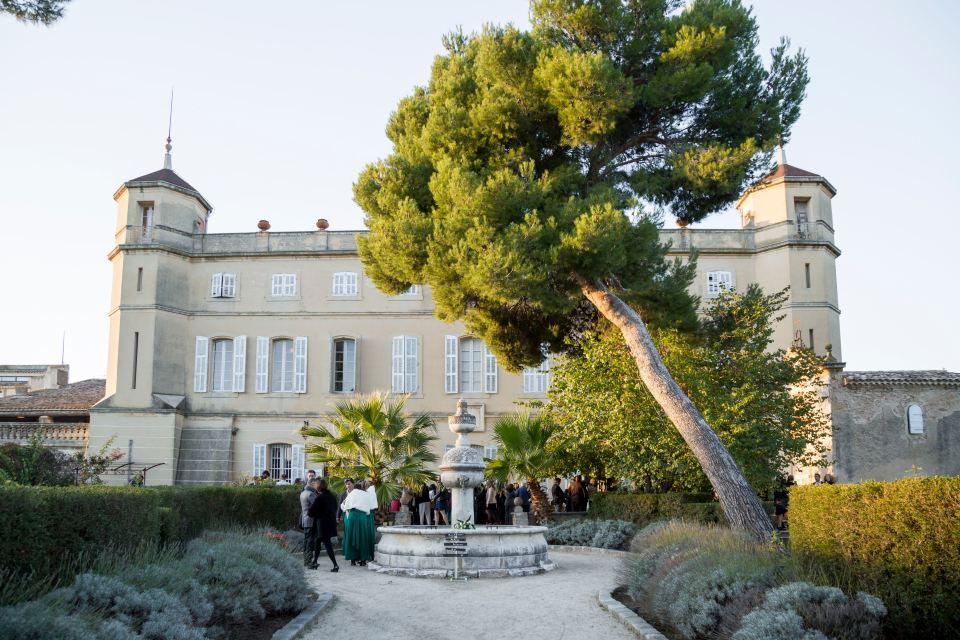 Château de Seneguier à Lançon-Provence