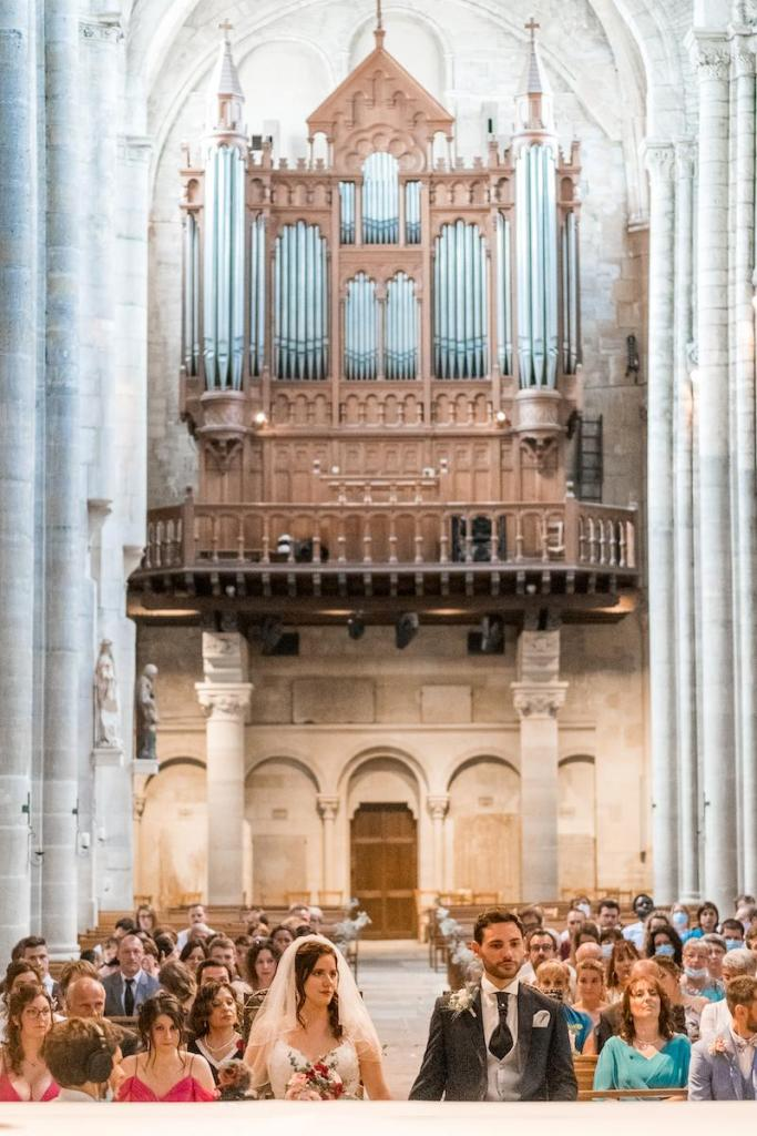 Se marier à l'Eglise - Hélène et Alexandre