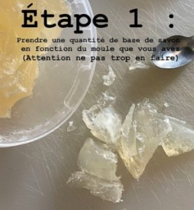 1 diy recette de savon maison