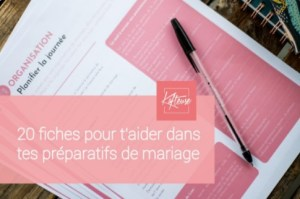 fiches mariage Kafteuse