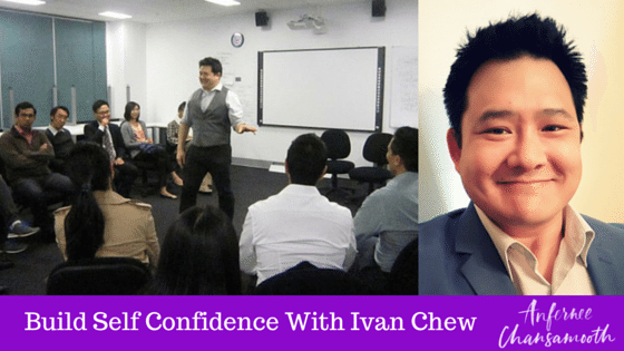 TRANSITIONS 002: Get More Confident with Ivan Chew