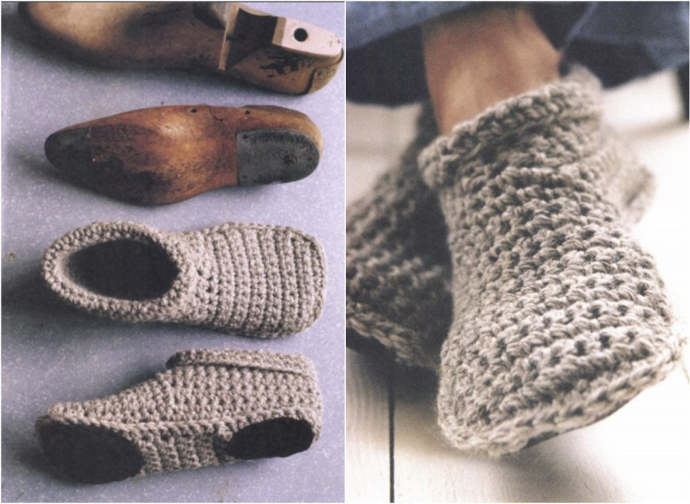 Slipper Boots Free Crochet Pattern Video