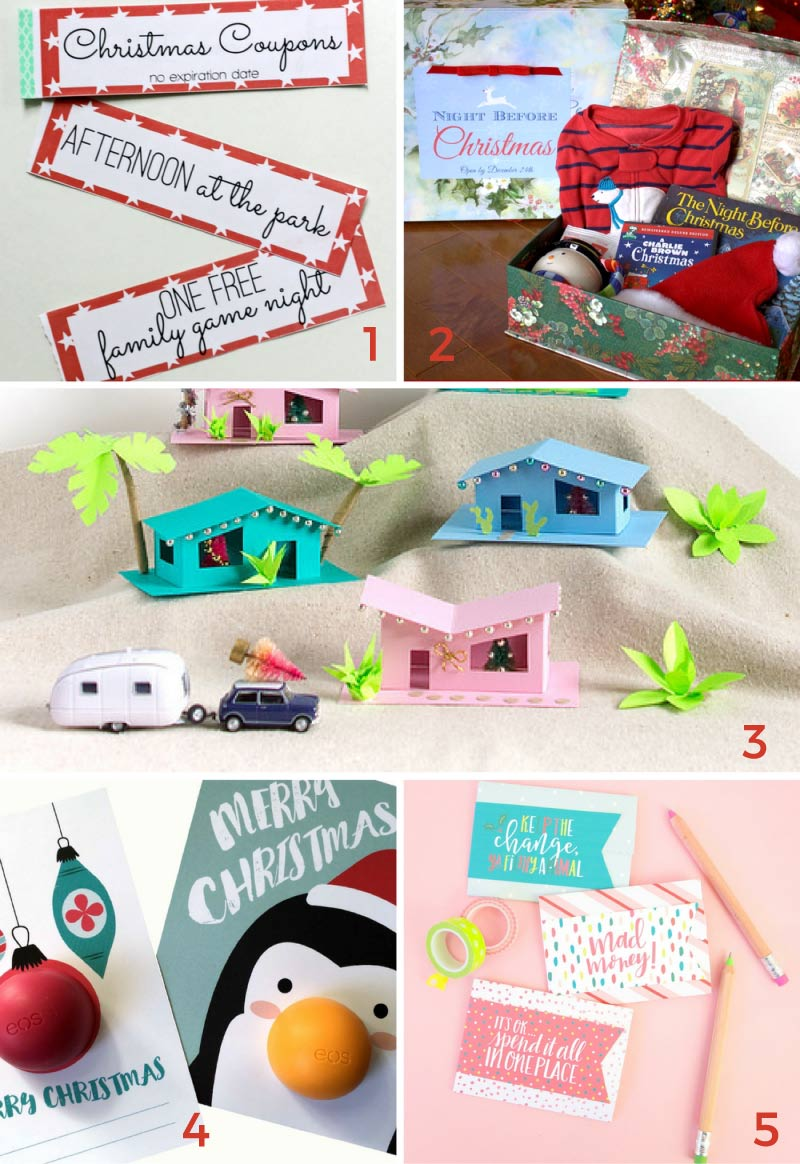 225 Free Christmas Printables You Need To Decorate