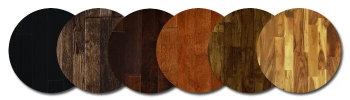 Sample Solid Hardwood Floors in Portland