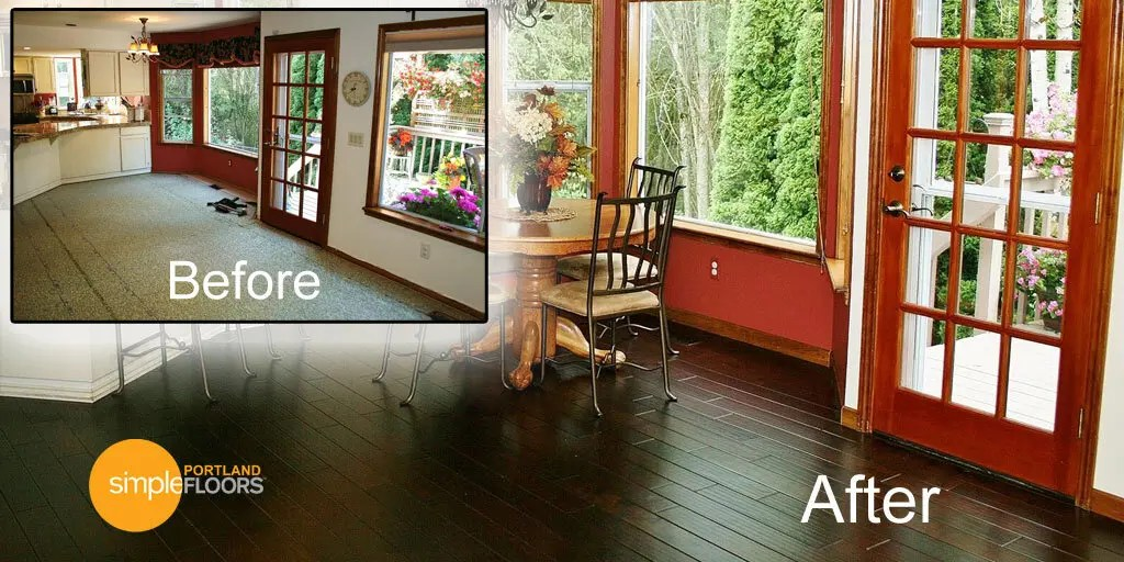 The most in depth hardwood floor resources available
