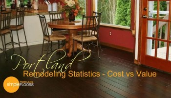 Average Kitchen and Bathroom remodel costs for Portland
