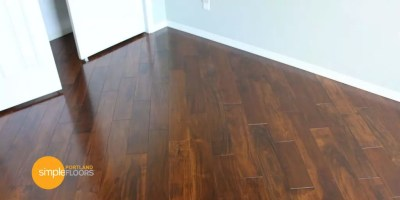 arpeggio Hardwood Floor Portland Bedroom