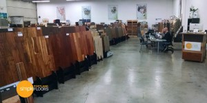 Hardwood flooring comes in many shapes, styles and colors.