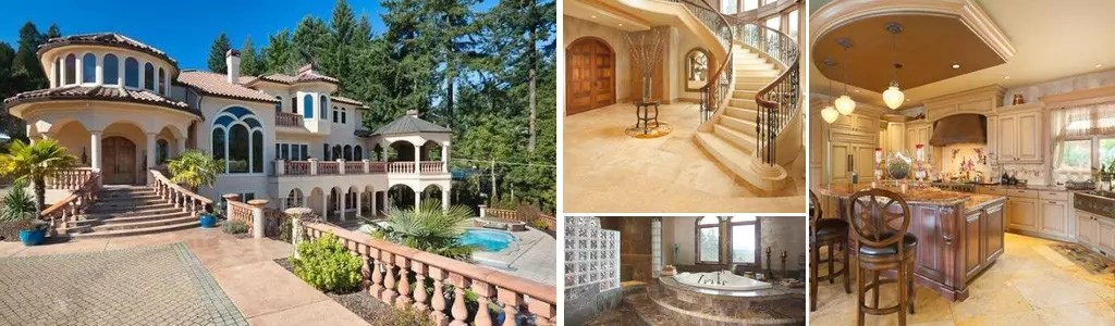 Luxury PDX mansion