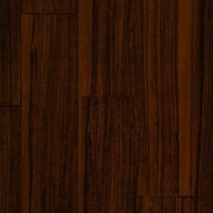 sample dark wood floor