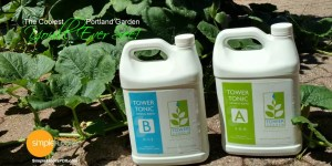 nutrients for a Portland Garden