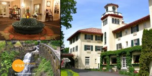 The Columbia Gorge Hotel is a unique getaway spot for Portland area residents
