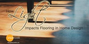 Floors and sunlight