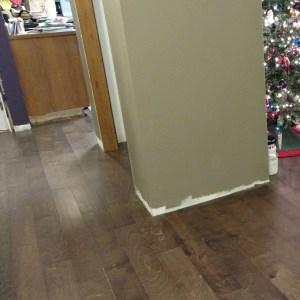 Portland Wood Floor Living Room After