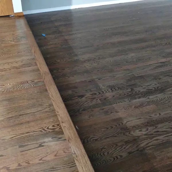 Portland Wood Flooring Project PDX