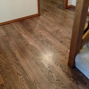 Portland, Or Wood Floor Project After pics