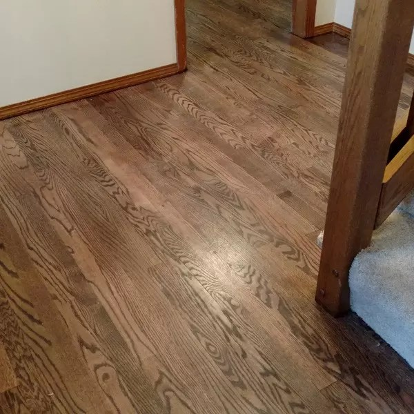 Portland, Or Wood Floor Project After pics