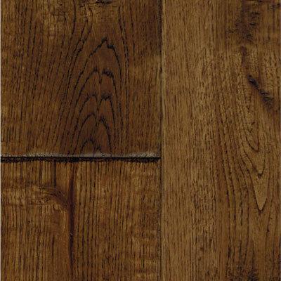 Gunstock Handscraped Oak Solid Wood Flooring Part 1