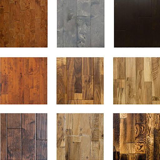 More Wood Floors