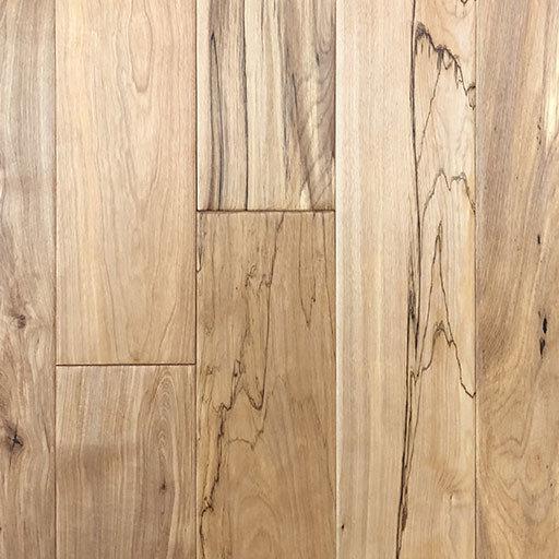 Natural Birch Handscraped Solid Hardwood Floor Part 1