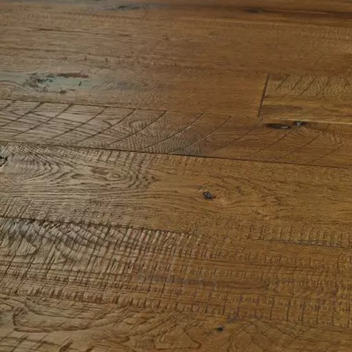 chamomile aged hickory engineered hardwood flooring