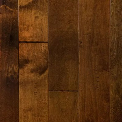 lapacho handscraped birch engineered hardwood flooring