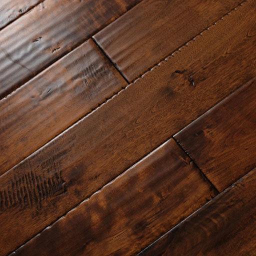 Modena Handscraped Maple Solid Wood Flooring