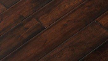 roman handscraped birch solid wood floor