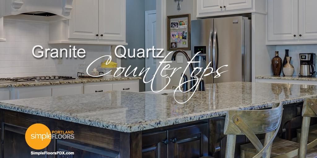 Kitchen Remodeling: Granite Or Quartz Countertops