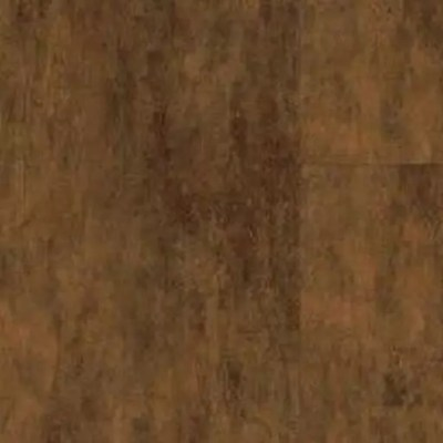 aged copper luxury vinyl tile flooring