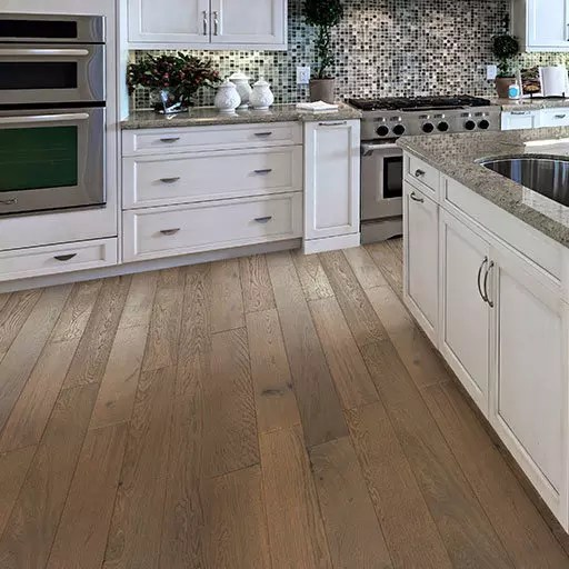 Frostburg Handscraped European Oak by Johnson Hardwood