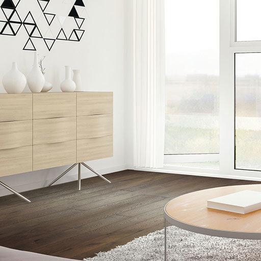 Johnson Hardwood Lewisburg Handscraped European Oak Engineered Wood Floor