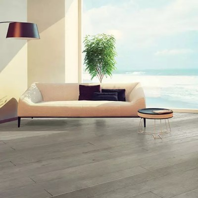 Johnson Hardwood Limerick Wire Brushed European Oak Engineered Wood Floors