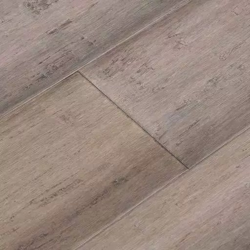 Eco-Engineered™ Catalina Fossilized® Handscraped Bamboo Wood Floor – Wide T&G