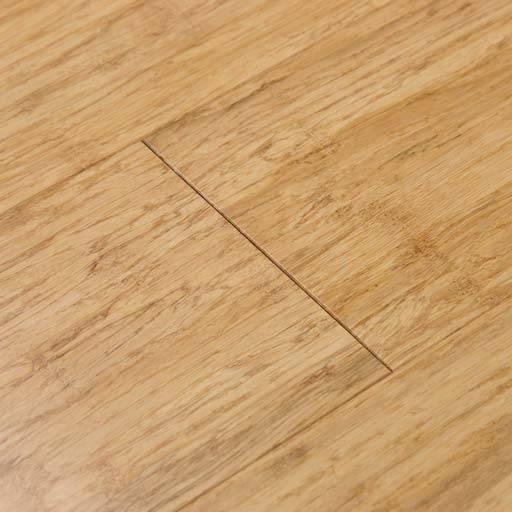 Natural engineered bamboo floors