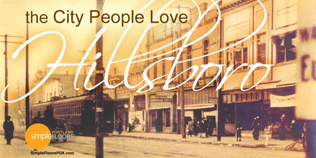 Why do people love Hillsboro?