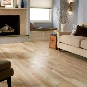 Lexington Lipizzan Resawn Oak by Johnson Hardwood