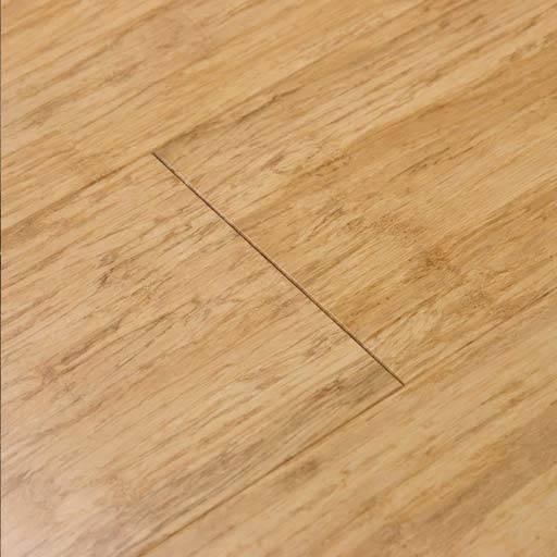 Natural Handscraped Bamboo Wood Flooring