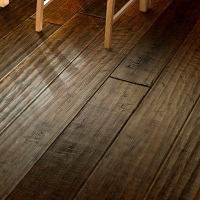 Klamath Hickory Engineered Wood Flooring by Johnson Hardwood